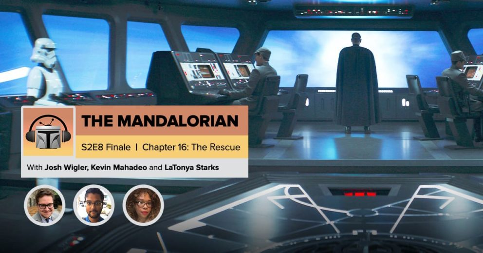 "TheMandalorian| Season 2, Episode 8: ""Chapter 16: The Rescue"""