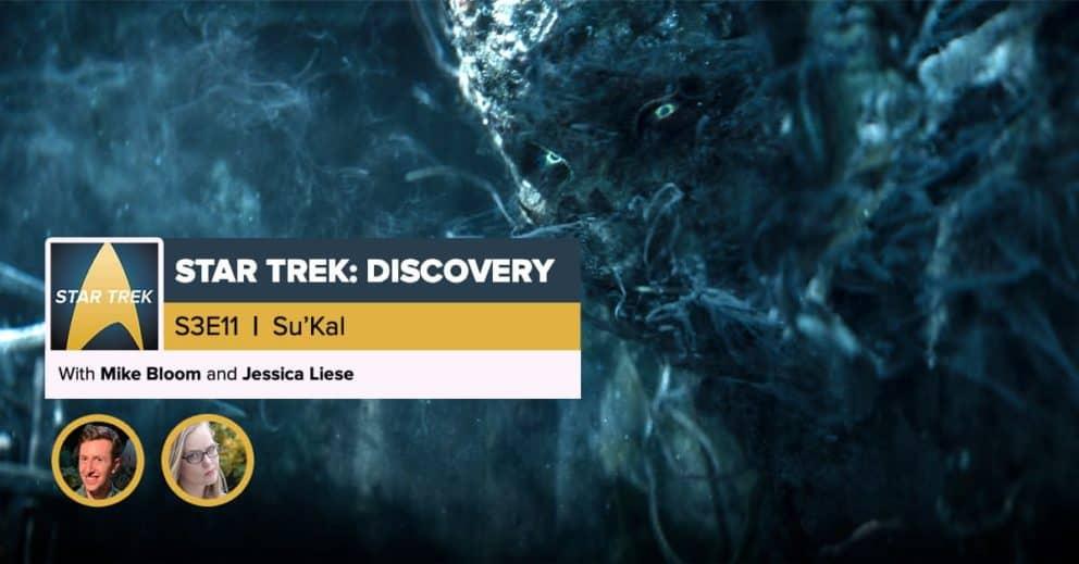 "StarTrek: Discovery   Season 3, Episode 11 Recap: ""Su'Kal"""