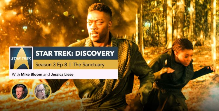 "Star Trek: Discovery | Season 3, Episode 8 Recap: ""The Sanctuary"""
