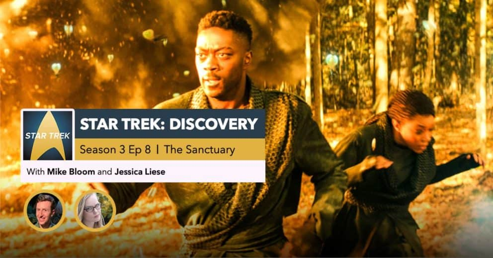 "Star Trek: Discovery | Season 3, Episode 8 Recap: ""The Sanctuary"""