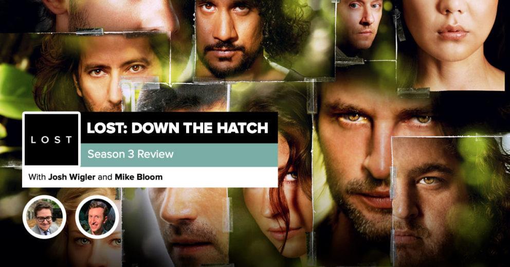 Lost:DowntheHatch| Season 3 Feedback Special