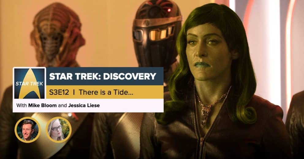 "Star Trek: Discovery | Season 3, Episode 12 Recap: ""There Is a Tide..."""