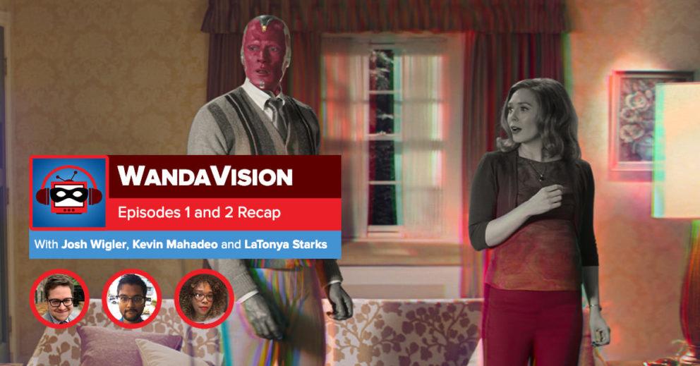 WandaVision: Season 1 Episode 1+ 2 Recap | Everything is Super