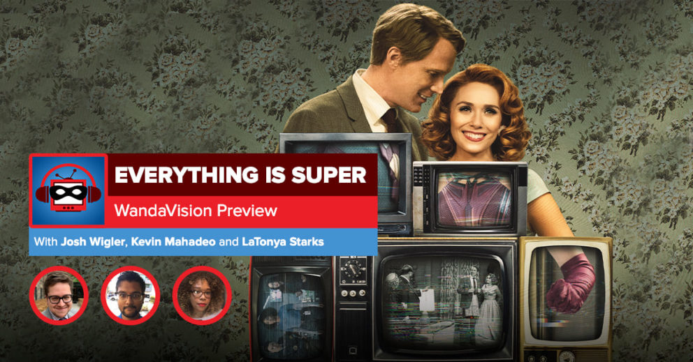 WandaVision Preview | Everything is Super