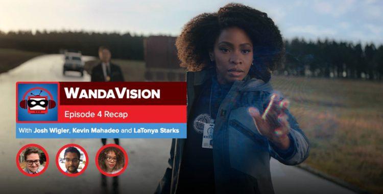 WandaVision: Season 1 Episode 4 Recap | Everything is Super