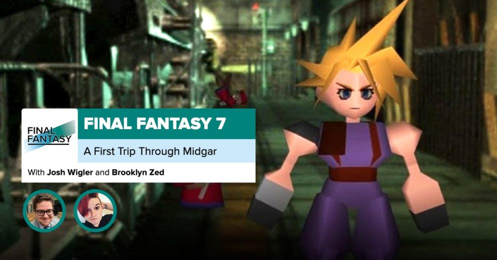 Final Fantasy VII | A First Trip to Midgar