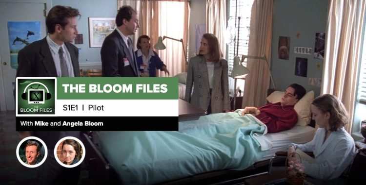 "The Bloom Files | The X-Files Season 1 Episode 1: ""Pilot"""