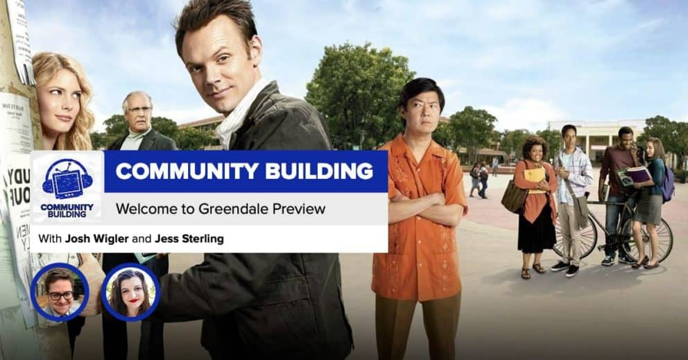 Community Building | Welcome to Greendale