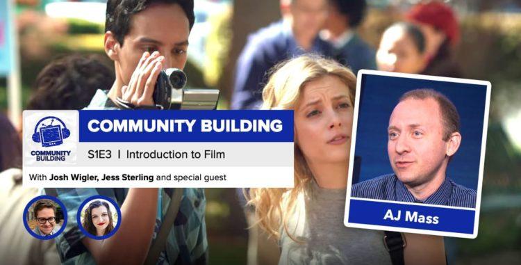 "Community Building   Season 1, Episode 3: ""Introduction to Film"""
