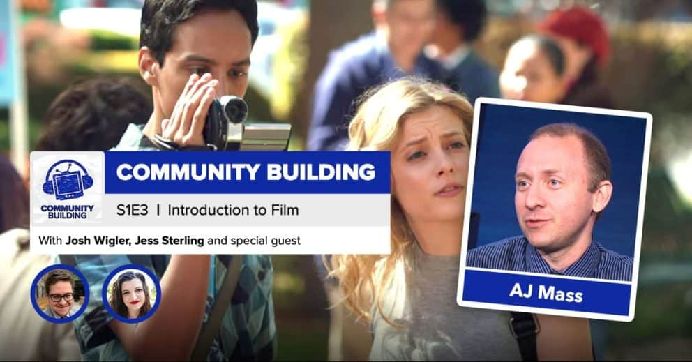"Community Building | Season 1, Episode 3: ""Introduction to Film"""