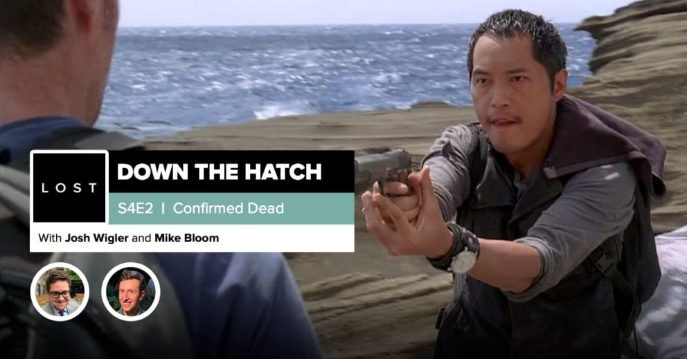 "Lost: Down the Hatch | Season 4 Episode 2: ""Confirmed Dead"""