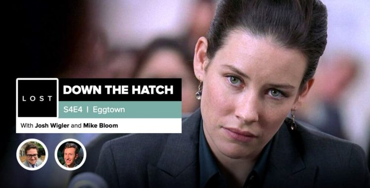 "Lost:DowntheHatch| Season 4 Episode 4: ""Eggtown"""