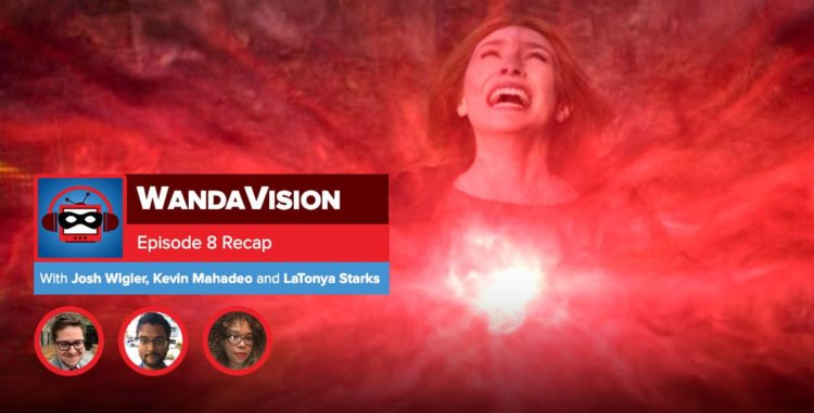 WandaVision: Season 1 Episode 8 Recap