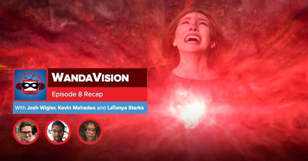 WandaVision: Season 1 Episode 8 Recap