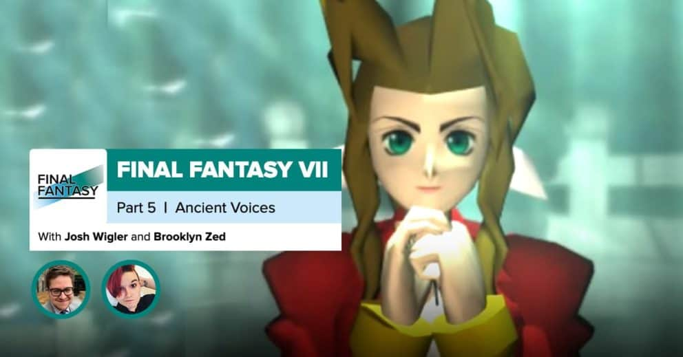 Final Fantasy VII, Recap Part 5 | Ancient Voices