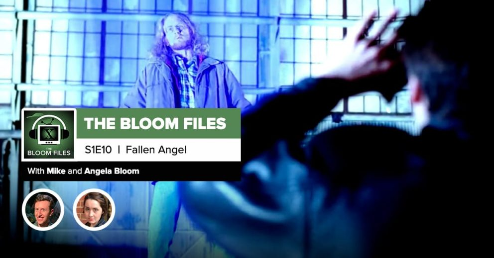 "The Bloom Files | The X-Files Season 1 Episode 10: ""Fallen Angel"""