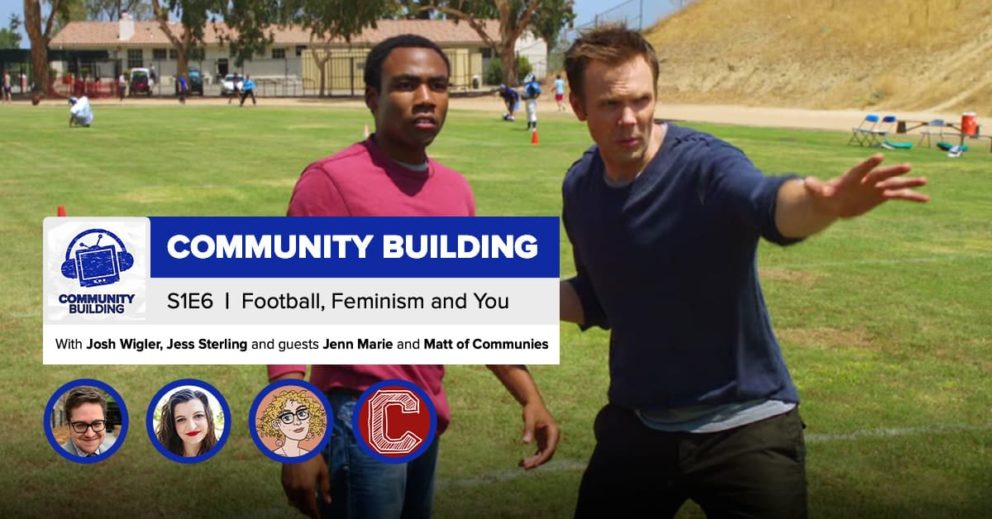 """Community Building 