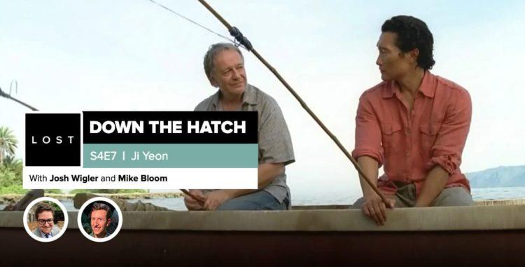 "Lost: Down the Hatch | Season 4 Episode 7: ""Ji Yeon"""