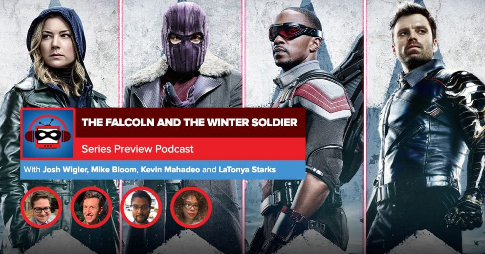 'WandaVision' Farewell + 'Falcon and the Winter Soldier' Preview