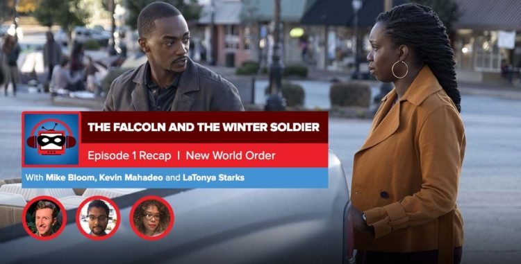 The Falcon and the Winter Soldier: Season1 Episode 1 Recap | Everything is Super