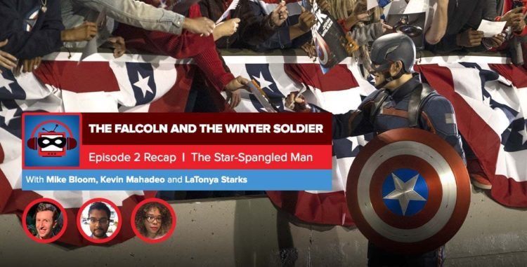 The Falcon and the Winter Soldier: Season 1 Episode 2 Recap | Everything is Super