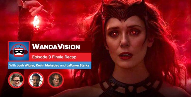 WandaVision: Season 1 Episode 9 Recap