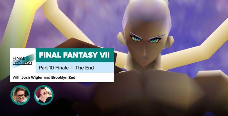 Final Fantasy VII, Recap Part 10 | The End