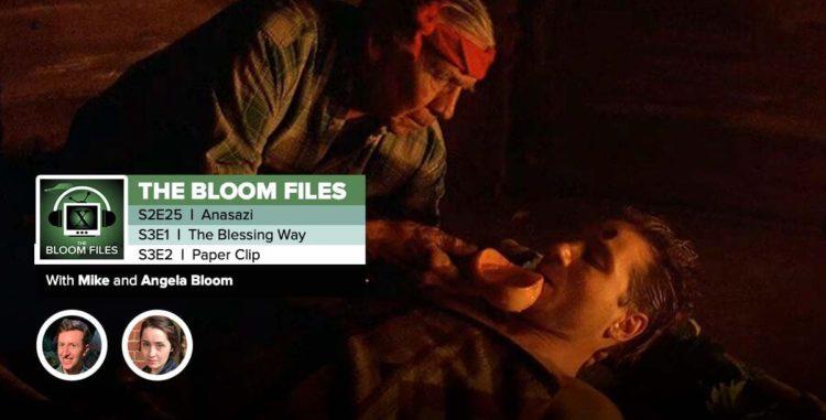 "The Bloom Files | The X-Files Season 2 Episode 25 & Season 3 Episodes 1 & 2: ""Anasazi,"" ""The Blessing Way"" & ""Paper Clip"""
