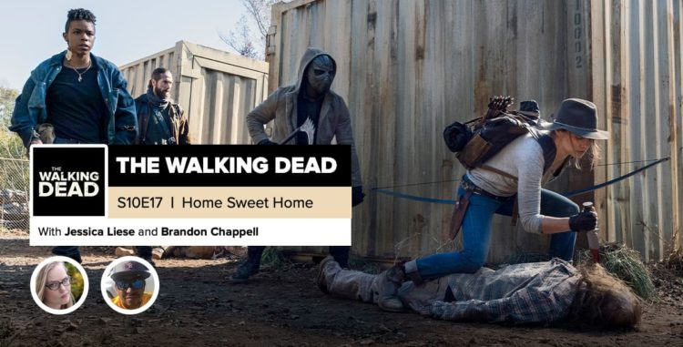 "'The Walking Dead' | Season 10, Episode 18 Recap: ""Home Sweet Home"""