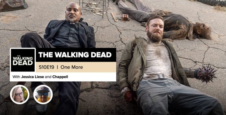 """The Walking Dead"" | Season 10, Episode 19 Recap: ""One More"""