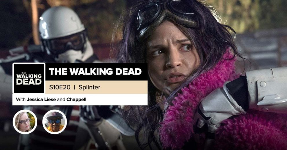"""""""The Walking Dead""""   Season 10, Episode 20 Recap: """"Splinter"""""""