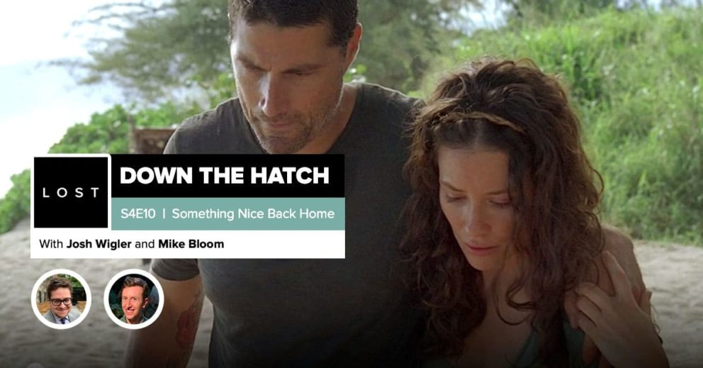 "Lost: Down the Hatch | Season 4 Episode 10: ""Something Nice Back Home"""