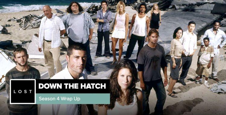 Lost: Down the Hatch | Season 4 Feedback Special