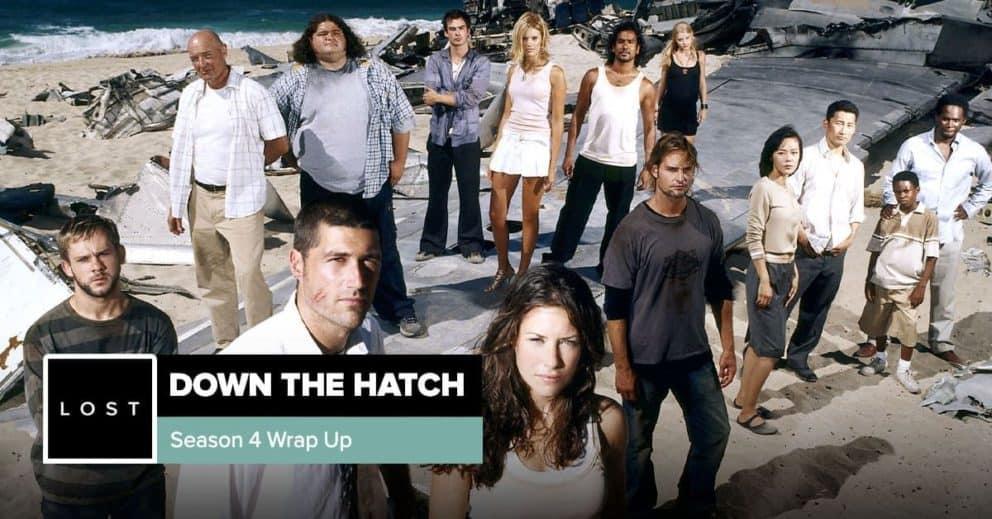 Lost: Down the Hatch   Season 4 Feedback Special