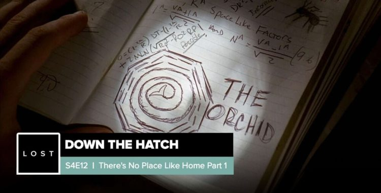 """Lost: Down the Hatch 