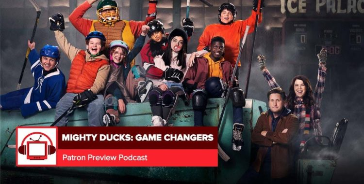 Mighty Ducks | A Game Changer of a Podcast