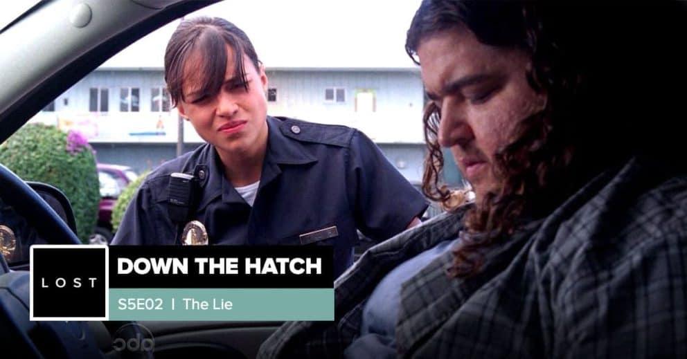 Lost: Down the Hatch | Season 5 Episode 2: 'The Lie'