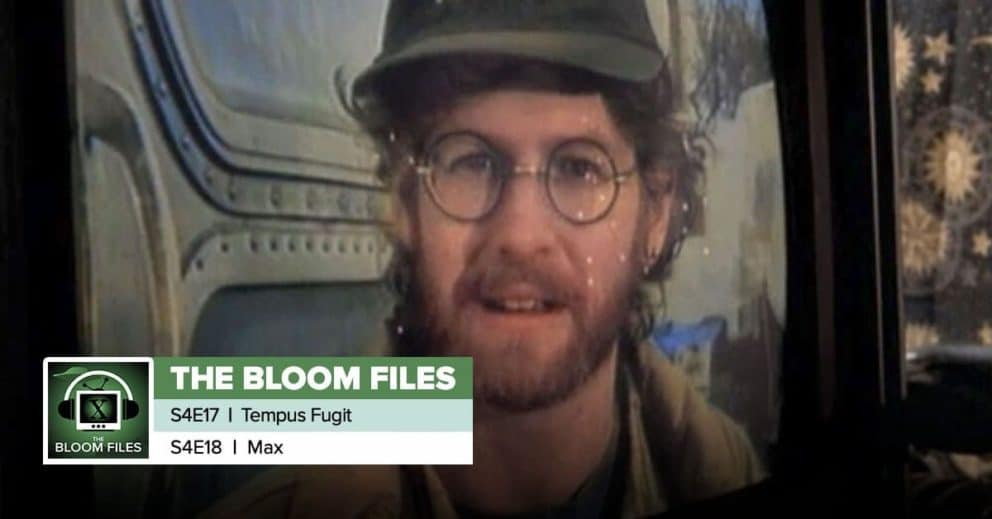 "The Bloom Files | The X-Files Season 4 Episodes 17 & 18: ""Tempus Fugit"" & ""Max"""