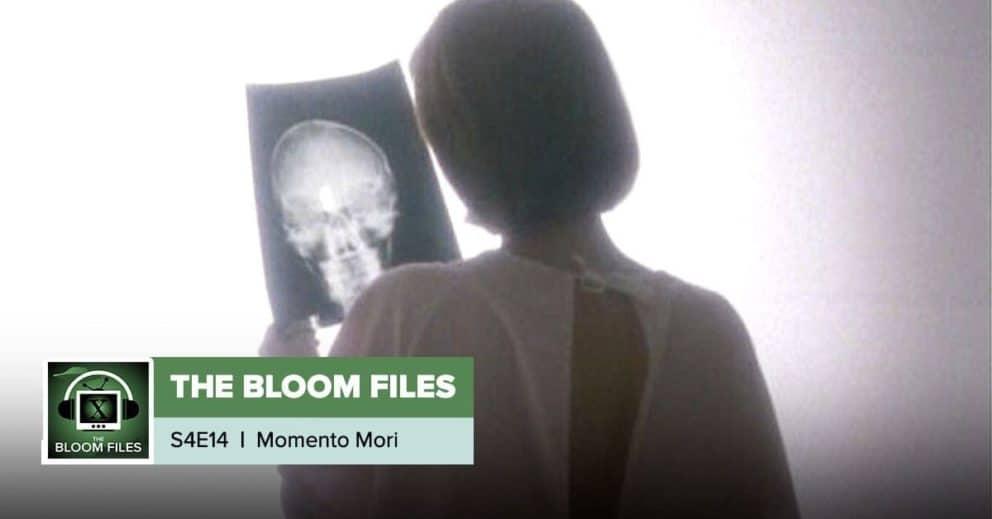 "The Bloom Files | The X-Files Season 4 Episode 14: ""Memento Mori"""