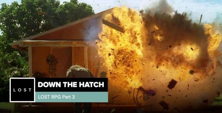 Lost: Down the Hatch | Season 4 Bonus Special: The LOST RPG Returns