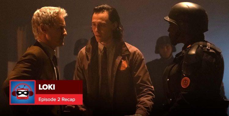 "Loki Season 1 Episode 2 Recap: ""The Variant"" | Everything is Super"
