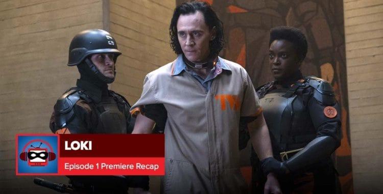 "Loki Series Premiere Recap: ""Glorious Purpose"" | Everything is Super"