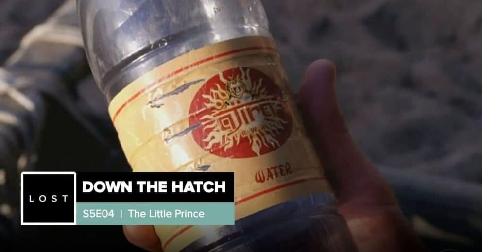 Lost: Down the Hatch | Season 5 Episode 4: 'The Little Prince'