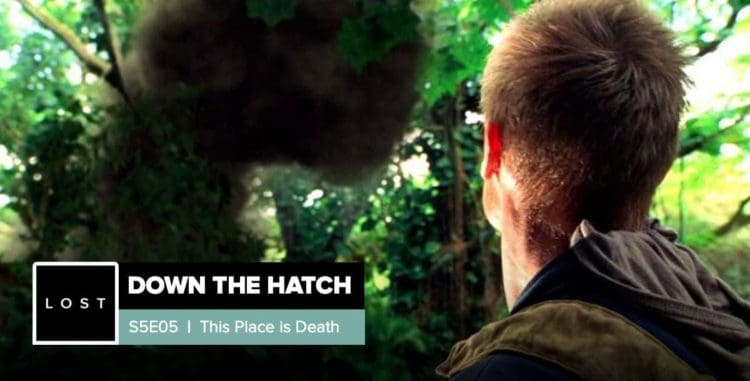 Lost: Down the Hatch | Season 5 Episode 5: 'This Place is Death'