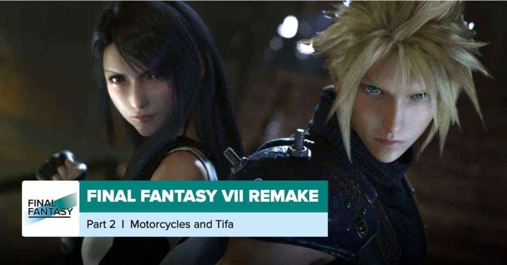 Final Fantasy VII Remake | Chapter 3 + Chapter 4 Recap