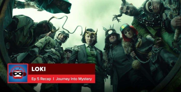 "Loki Season 1 Episode 5 Recap: ""Journey Into Mystery"" | Everything is Super"