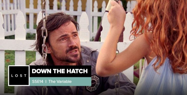 Lost: Down the Hatch | Season 5 Episode 14: 'The Variable'