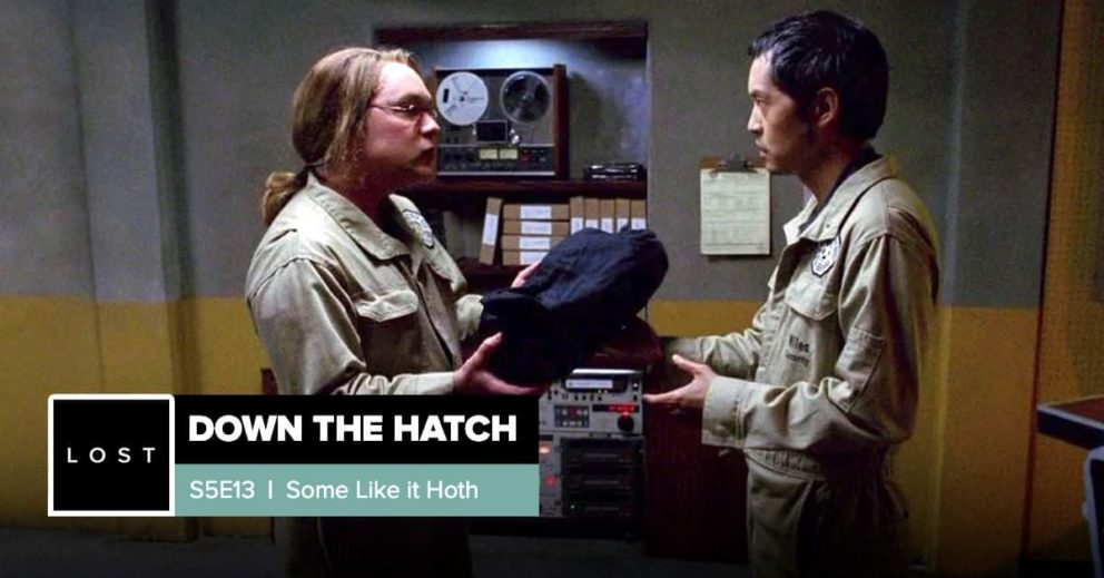 Lost: Down the Hatch | Season 5 Episode 13: 'Some Like It Hoth'