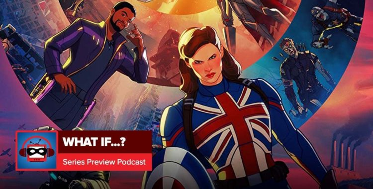 Marvel's What If? Preview   Everything is Super