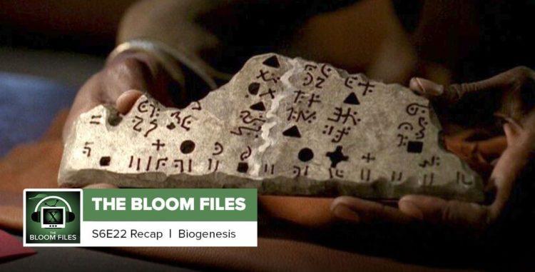 "The Bloom Files | The X-Files Season 6 Episodes 21 & 22: ""Field Trip"" & ""Biogenesis"""